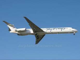 SX-BTG - Sky Wings McDonnell Douglas MD-83