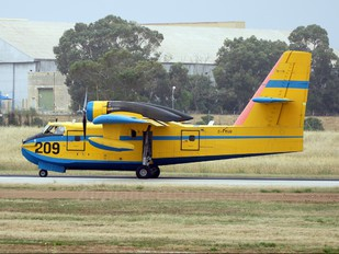 C-FTUU - Private Canadair CL-215