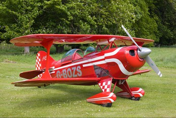 G-BOZS - Private Pitts S-1 Special