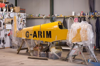 G-ARIM - Private Druine D.31 Turbulent
