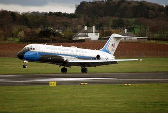 73-1683 - USA - Air Force McDonnell Douglas C-9C