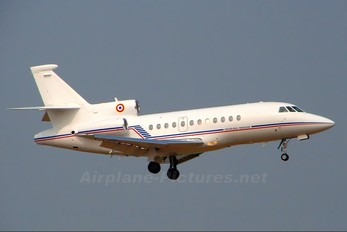 F-RAFQ - France - Air Force Dassault Falcon 900 series