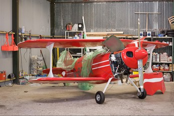 G-BRAA - Private Pitts S-1 Special