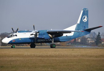 EW-246TG - Genex Antonov An-26 (all models)
