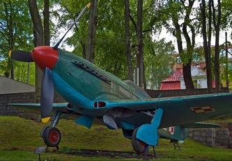 2 - Poland - Navy Yakovlev Yak-9P