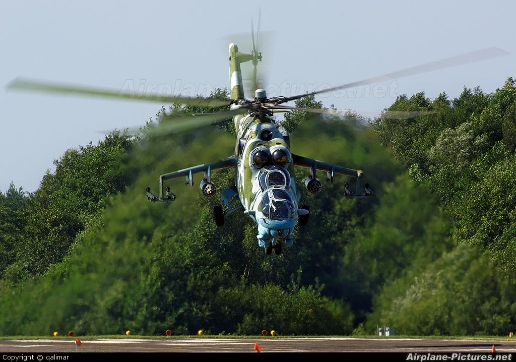 Poland - Army 456 aircraft at Off Airport - Poland