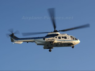 82+02 - Germany - Air Force Aerospatiale AS532 Cougar