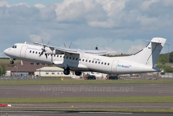 EI-REJ - Aer Arann ATR 72 (all models)