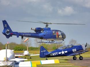 G-DFKI - Foremans Aviation Westland Gazelle HT.2