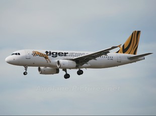 VH-VND - Tiger Airways Airbus A320