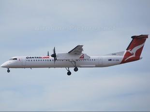 VH-QON - QantasLink de Havilland Canada DHC-8-400Q Dash 8