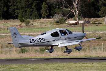 ZS-CPG - Private Cirrus SR22