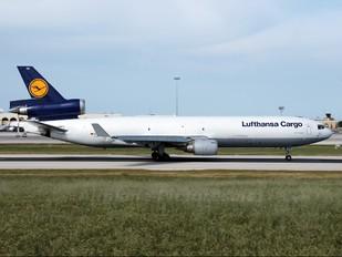 D-ALCC - Lufthansa Cargo McDonnell Douglas MD-11F