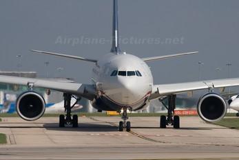 N274AY - US Airways Airbus A330-300