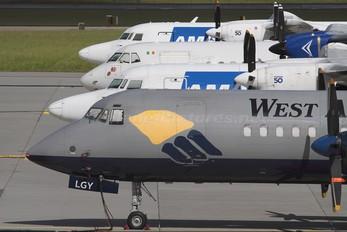 SE-LGY - West Air Europe British Aerospace ATP