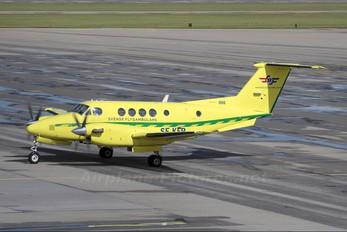 SE-KFP - Scandinavian Air Ambulance Beechcraft 200 King Air