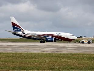 5N-MJF - Arik Air Boeing 737-700