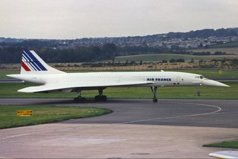 F-BTSC - Air France Aerospatiale-BAC Concorde