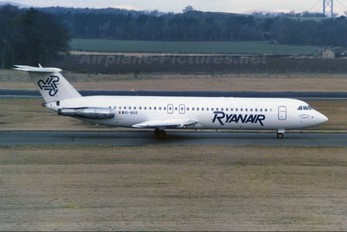 EI-BSS - Ryanair BAC 111