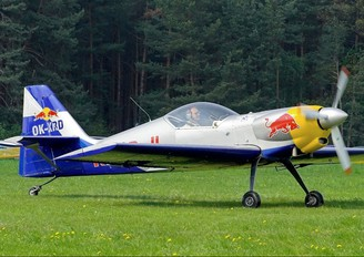 OK-XRD - The Flying Bulls : Aerobatics Team Zlín Aircraft Z-50 L, LX, M series