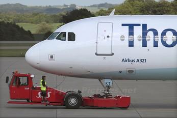 OY-VKT - Thomas Cook Scandinavia Airbus A321