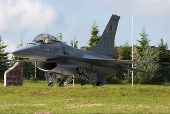 FA-47 - Belgium - Air Force General Dynamics F-16A Fighting Falcon