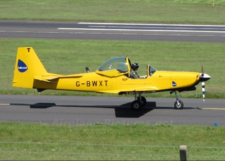 G-BWXT - Babcock Support services Slingsby T.67M Firefly