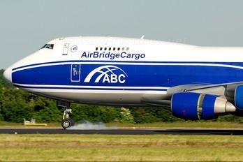 VP-BII - Air Bridge Cargo Boeing 747-200F