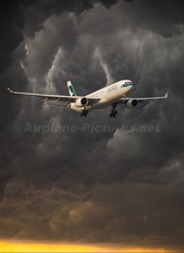- - Cathay Pacific Airbus A330-300
