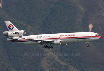B-2172 - China Cargo McDonnell Douglas MD-11F