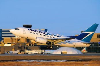 C-GWSL - WestJet Airlines Boeing 737-600