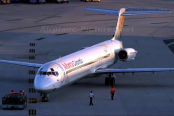 EI-CEP - Avianca McDonnell Douglas MD-83