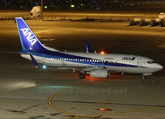 JA14AN - ANA/ANK - Air Nippon Boeing 737-700