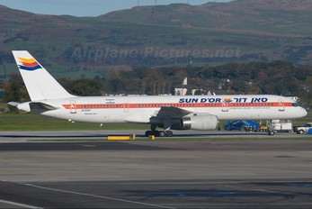 4X-EBY - Sun d'Or International Airlines Boeing 757-200