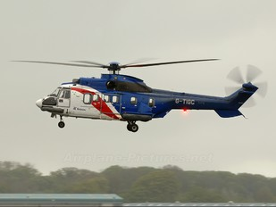 G-TIGC - Bristow Helicopters Aerospatiale AS332 Super Puma