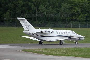 S5-BAR - LinxAir Cessna 525A Citation CJ2