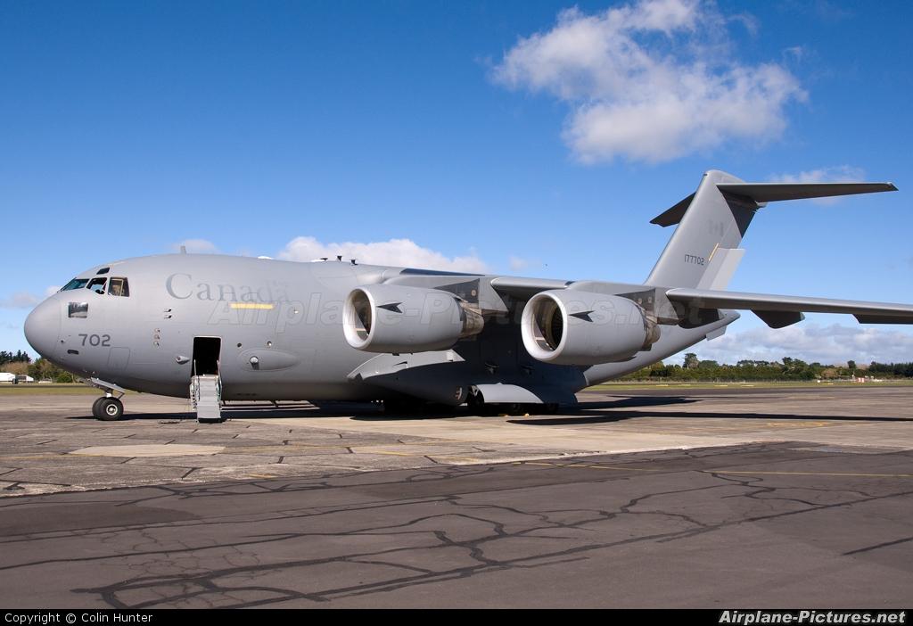 Canada - Air Force 177702 aircraft at Whenuapai
