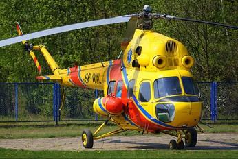SP-WXL - Polish Medical Air Rescue - Lotnicze Pogotowie Ratunkowe Mil Mi-2