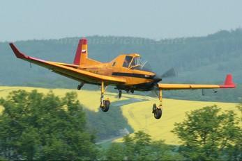 OK-UJO - SURMET Zlín Aircraft Z-137T Turbočmelák