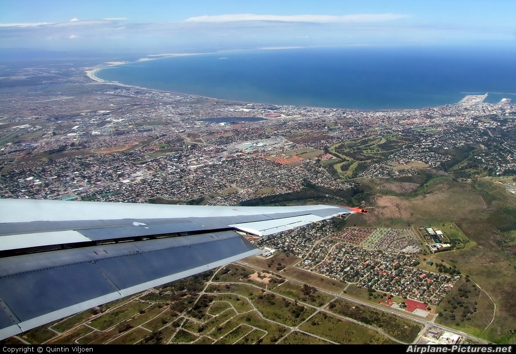1Time ZS-TRF aircraft at In Flight - South Africa