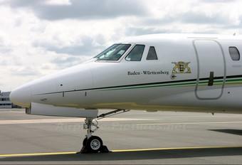 VP-CMH - Private Cessna 680 Sovereign