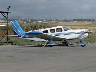 4X-ANS - Private Piper PA-32 Cherokee Six