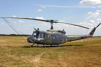 71+11 - Germany - Air Force Bell UH-1D Iroquois