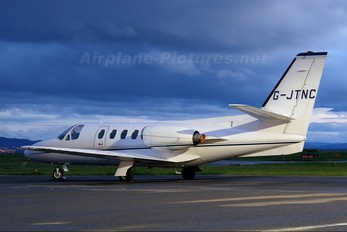 G-JTNC - Eurojet Aviation Cessna 500 Citation