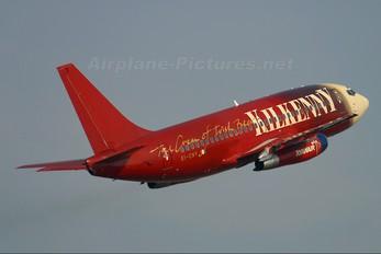 EI-CNY - Ryanair Boeing 737-200