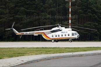 SN-40 XP - Poland - Police Mil Mi-8