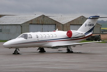 G-NMRM - Private Cessna 525 CitationJet