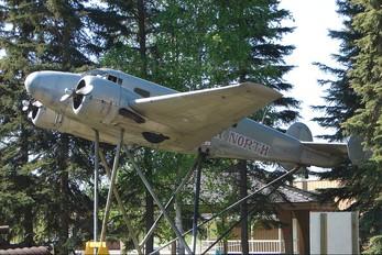 N701FY - Air North Beechcraft 18 Twin Beech, Expeditor