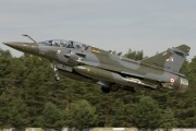 609 - France - Air Force Dassault Mirage 2000D aircraft