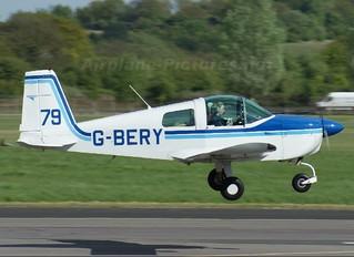 G-BERY - Private Grumman American AA-5 Traveller